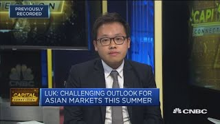 Dollar momentum 'a headwind' for Asian equities: Strategist | Capital Connection