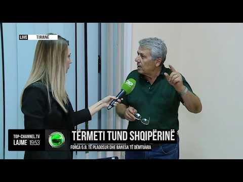 Sizmologu Duni: Numri I Post-goditjeve është I Lartë, Por Tërmeti Nuk Parashikohet - Top Channel