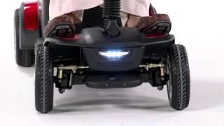 Drive Medical – Spitfire EX 4-Wheel Scooter