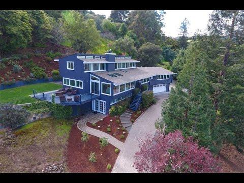 Sophisticated Custom Home in San Rafael, California