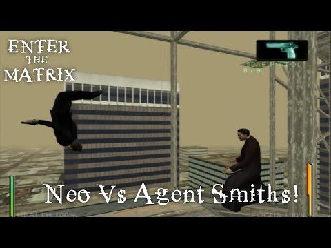 Enter The Matrix:  Neo Vs Agent Smiths - Vertigo