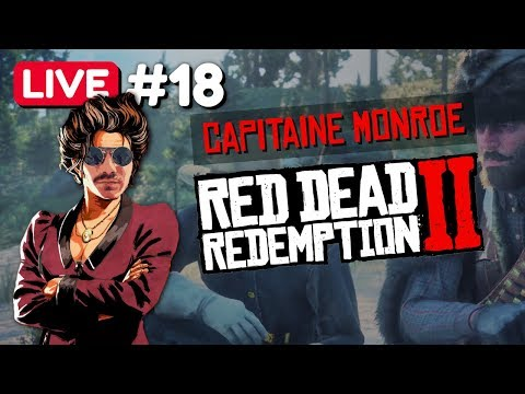 #18 TRAHISON MILITAIRE - RED DEAD REDEMPTION 2 [LIVE HD60 FR] thumbnail