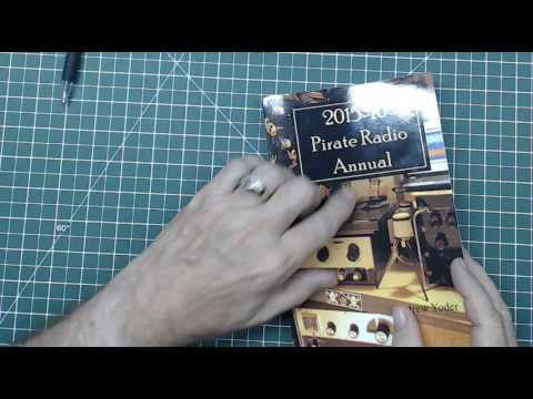 TRRS #0945 - Pirate Radio Annual (Book Review)