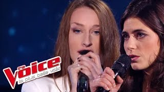 Christine & The Queens – Paradis perdus   Philippine VS Mary Ann   The Voice France 2016   Battle