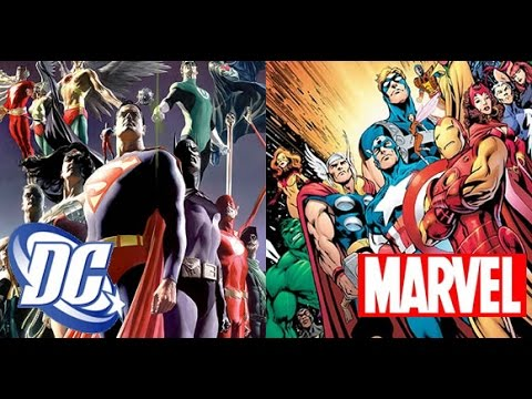 AMC Mail Bag - Does Marvel Or DC Have The Better Actors? - 동영상