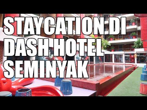 Staycation Di Dash Hotel Seminyak