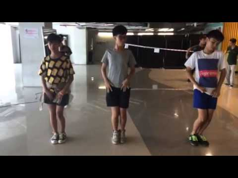 G-s.w.a.t cover GIRL'S DAY -expectation remix :ซ้อมครั้งแรก