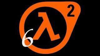Half-Life 2 #6 Gravity Gun!? Ravenholm!?