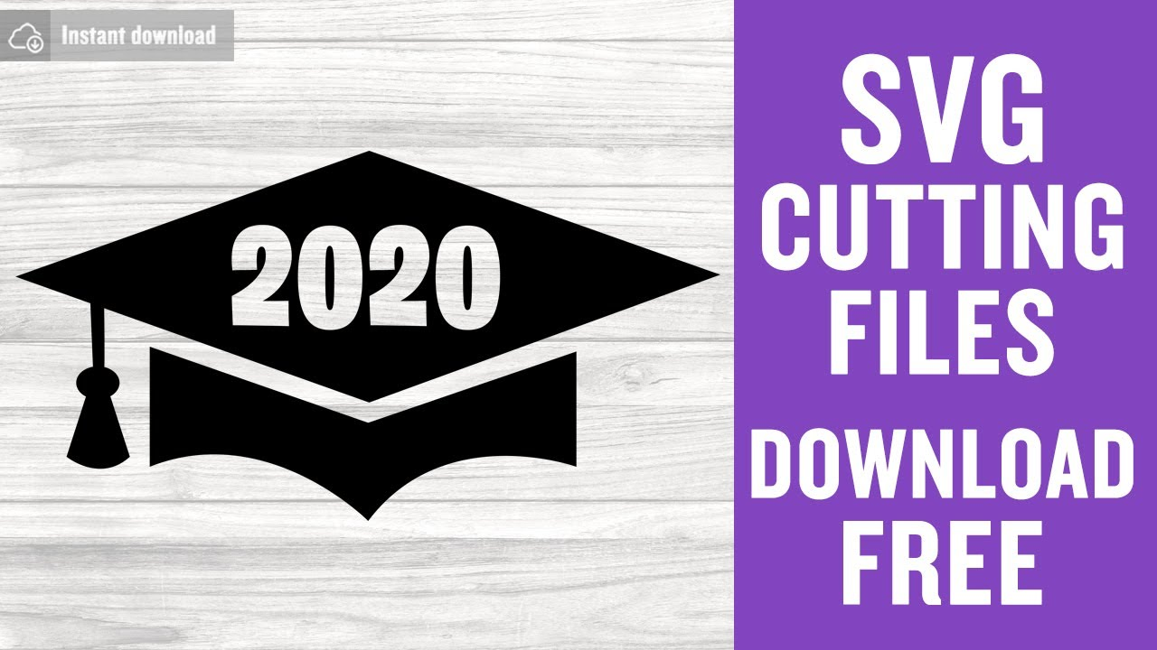 Download Graduation 2020 Svg Free Cutting Files for Cricut Instant ...
