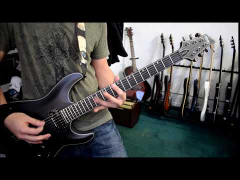 Starset - Bringing It Down (Guitar Cover)