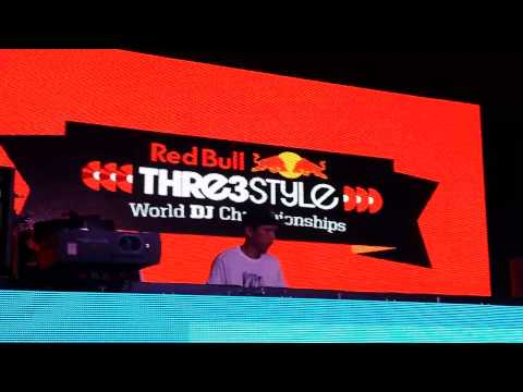 Supreme Fist @ Red Bull Thre3style 2014