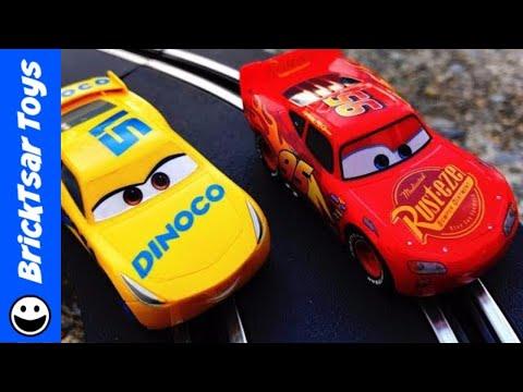Carrera First Disney Pixar Cars 3 Slot Cars | NEW 2017 Set!