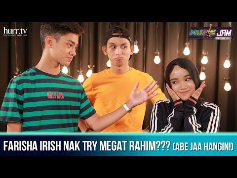 Farisha Irish Nak Try Megat Rahim?!? (Abe Jaa Hangin!)   Muzik Jam Musim Ke-2 #5