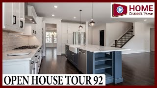 Open House 92 - Custom Home in Arlington Heights IL - Narrated Tour with US Shelter Homes