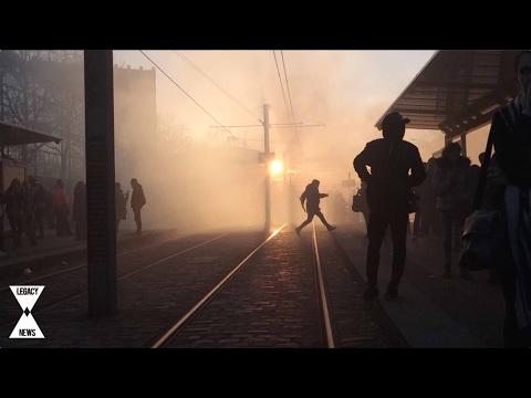ROUEN 15/02/17 : MANIFESTATION EN SOUTIEN À THÉO ET CONTRE LES VIOLENCES POLICIÈRES
