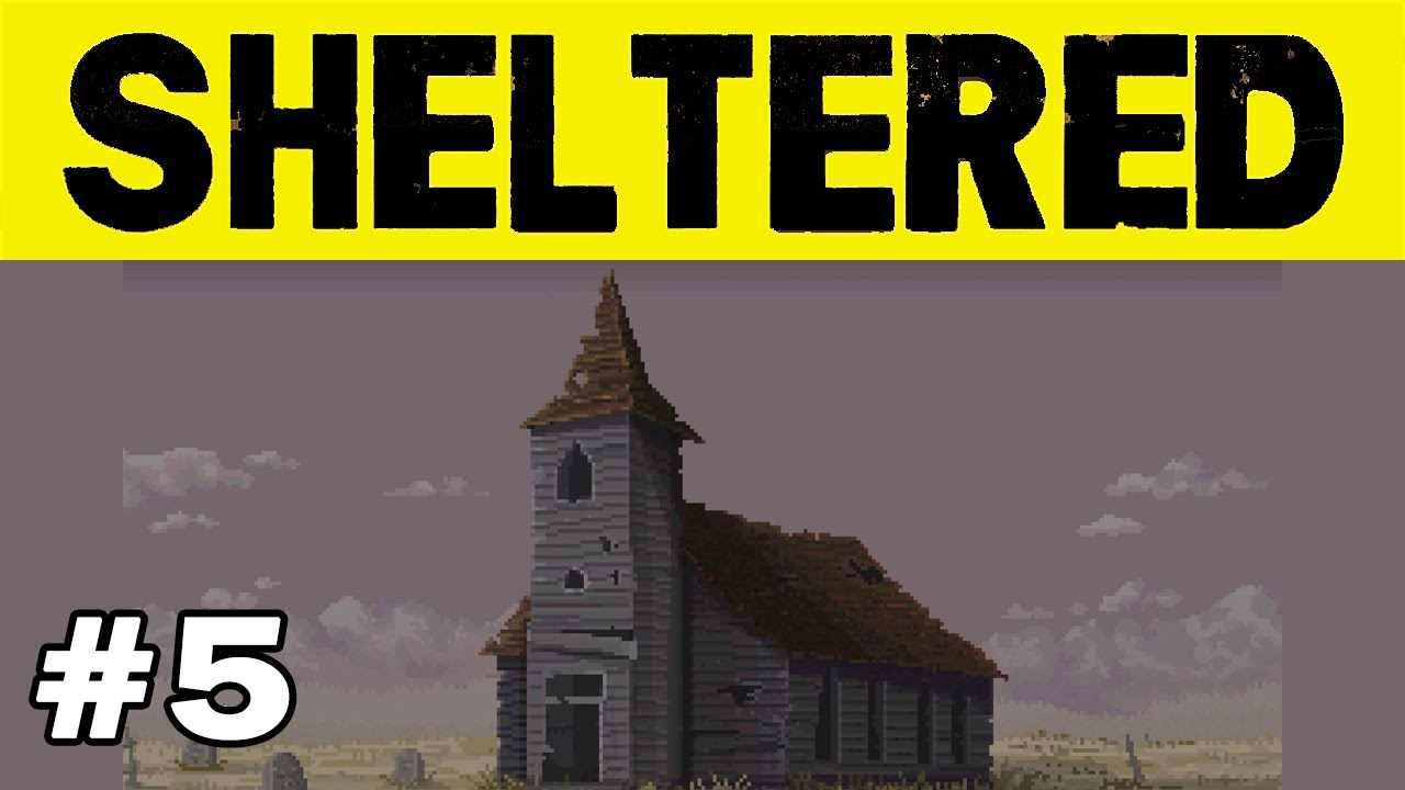 Recycling Plant & Luxury Shower – Let's Play Sheltered – Ep. 5