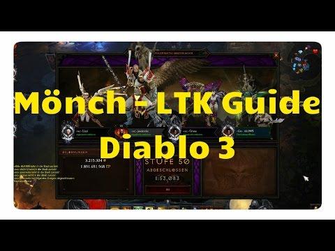 Mönch: LTK Guide (Unglaublich!)