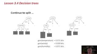 Data Mining with Weka (3.4: Decision trees)