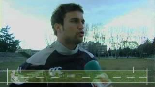 Rugby: España se prepara para recibir a Georgia