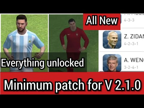 [NEW]Minimum patch Ver