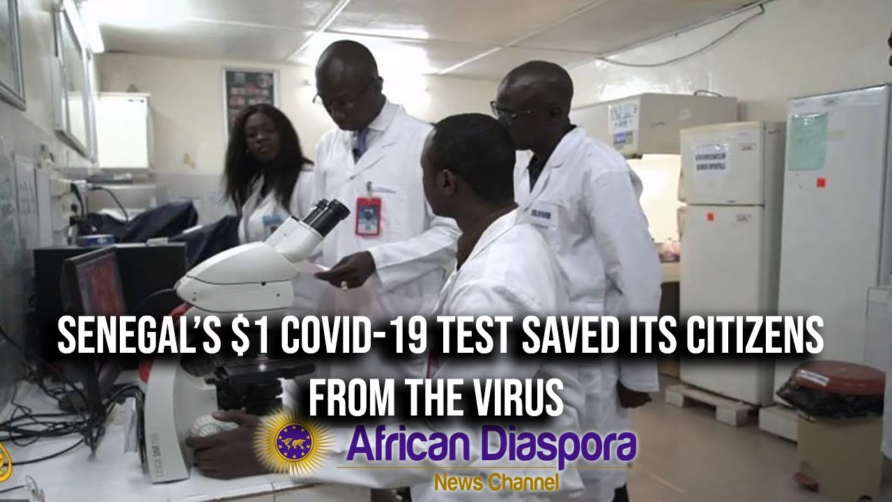 Senegal Created $1 COVID-19 Test & Lost Only 2 People Out Of 16M To The Virus