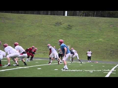 Football Spring Practice Update | March 2015