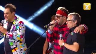 Los Auténticos Decadentes - Y La Banda Sigue - Festival de Viña del Mar 2017 - HD 1080p