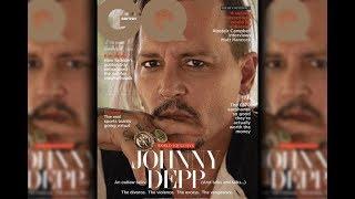 Johnny Depp In British GQ Backlash