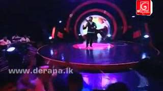 Nalaka sampath Sing Pera Athmayaka derana star challenge season 2