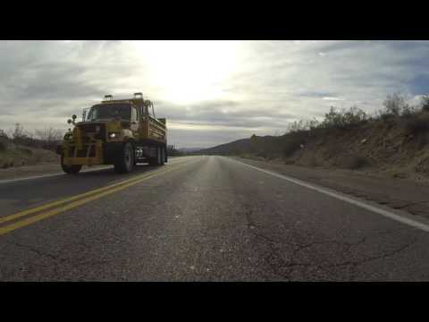 Caroentet Ranch Road, U.S. Route 93 South, Arizona, 19 December 2015, GP060029