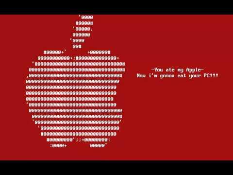 Apple DOS Trojan