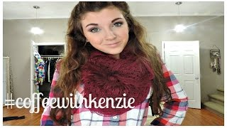 Getting braces, Quitting YouTube?! #coffeewithkenzie Thumbnail