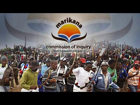 Marikana Commission of Inquiry, 12 November 2014: Session 2