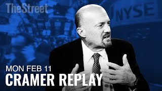 Jim Cramer on Apple, Huawei, China Trade & Activision Blizzard