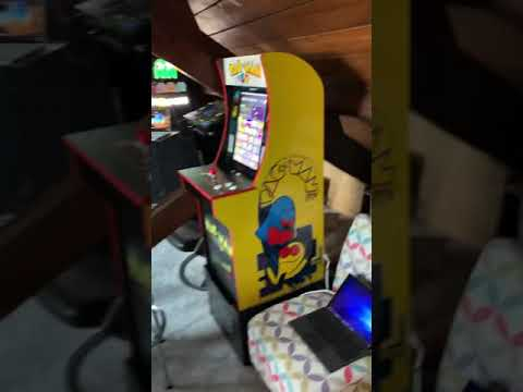 Anstream Arcade1up conversion from Ronnie Weston