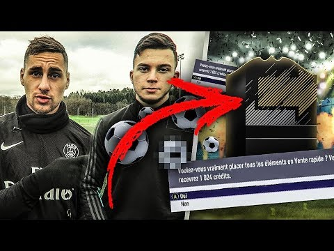 FOOTBALL FIFA 18 DISCARD CHALLENGE SPECIAL OTW !!! [FOOT IRL]