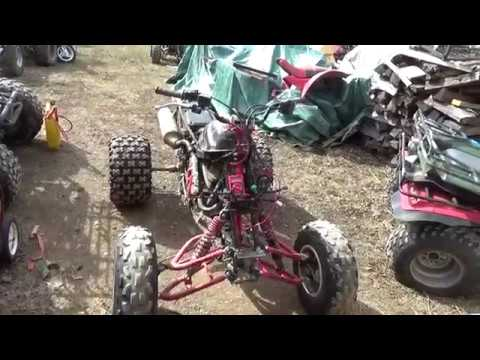 no spark honda trx300ex, cheap and easy fix, $25 and 4 wires ,