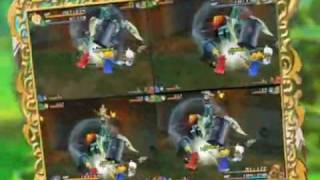 Final Fantasy Crystal Chronicles: Echoes Of Time TGS 08 Trailer
