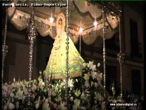 Procesión de La Virgen de la Antigua 2014
