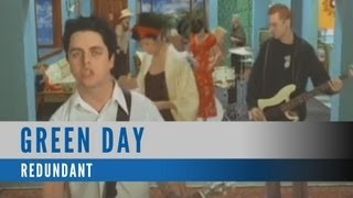 Green Day - Redundant (Official Music Video)