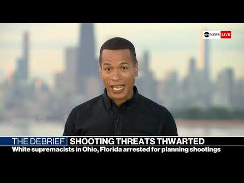 The Debrief: Dangerous weather attempted mass shooters thwarted Hong Kong protests  ABC News
