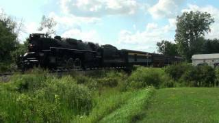 Nickel Plate Road #765: Steam to Owosso