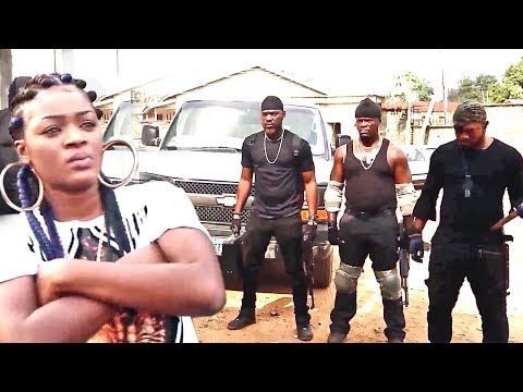 THIS IS THE BEST NOLLYWOOD ACTION MOVIE 1...