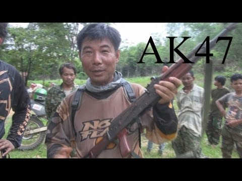 AK47 -  Do you know your firearm as well as an ex soldier ?