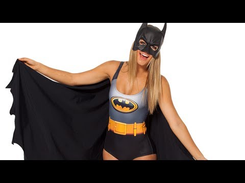 Batman Cape Suit!! -- Game LÜT #22
