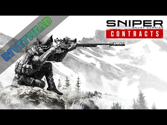 """April Humble Choice - E1 """"Sniper Ghost Warrior Contracts"""""""