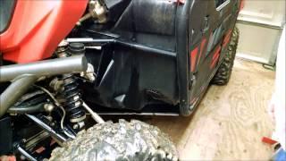 jbs teryx floor protectors install vid