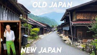 Japan's Gorgeous Edo-era Moutain Village | Tsumago-juku