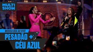 Baixar IZA + Vitor Kley | Pesadão + Céu Azul | Música Boa Ao Vivo | Música Multishow