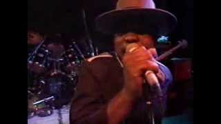 Kanda Bongo Man ~ Liza, Monie, & Interview ~ 1991 Live (Studio) (Official African Video)